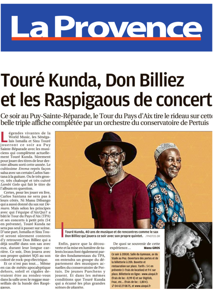 Touré Kunda TPA